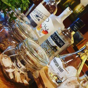 Scottish Gin Tasting
